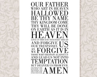The Lord's Prayer (Our Father)
