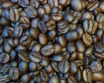 Brazil Santos Sinlge Origin Coffee beans / Ground UK roasted Family Business Fresh made to order custom just for you Connoseiur