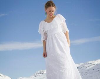 Steinvor - vintage wedding dress