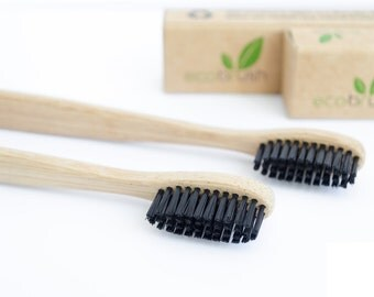 Bamboo Brush. Clean toothbrush make with bamboo.