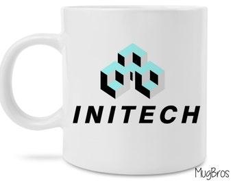 Initech Bill Lumbergh's Coffee Mug
