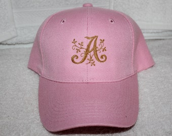 Monogram Custom Hat
