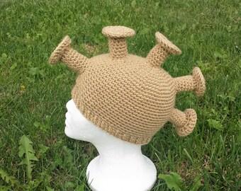 Hawaian Warrior Helmet (Beanie)
