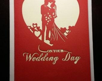 item# 0009 Wedding Day