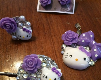 Hello kitty Kawaii set