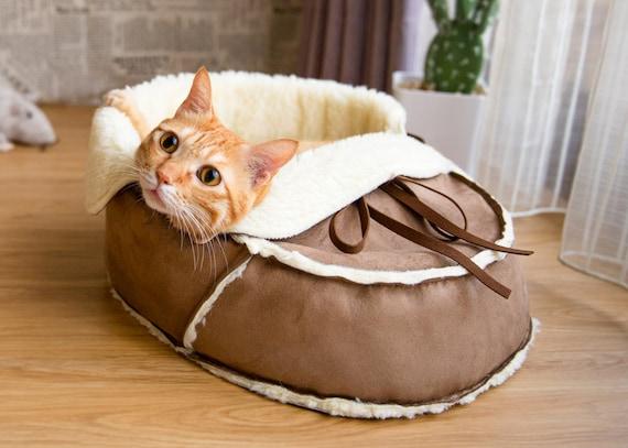 Unique Designer Pet Bed Medium For Cat Small Dog By