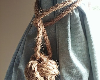 Nautical Rope Tie Back