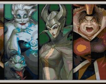 Disney Villains - PDF Download