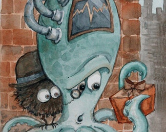 Robotic Octopus