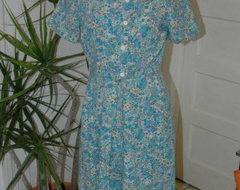 50's Secret Garden Dress