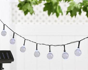 Solar Fairy Garden Lights