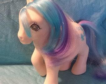 Vintage My Little Pony, Gingerbread, Twinkle Eye Pony