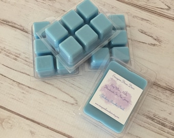 Blueberry Pumpkin Patch Wax Melts, Soy Wax Melts, Scented Wax Melts, Wax Tarts, Home Fragrance, Wax Cubes, Gift For Women, Handmade