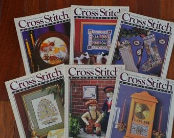Cross Stitch & Country Crafts Books