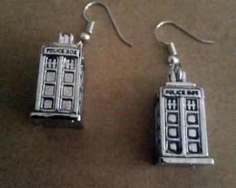 Doctor Who Inspired Earrings!