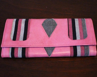 Portfolio leather design Lady