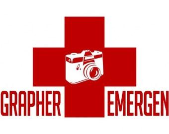 Emergency kit stickers