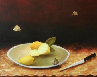Lemons and Moths