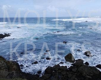 Pacific Ocean Ft. Bragg, California