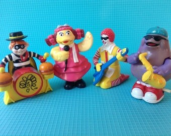 Mc Donalds happy meal toy
