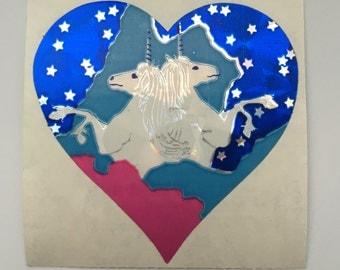 Large Prismatic Unicorns