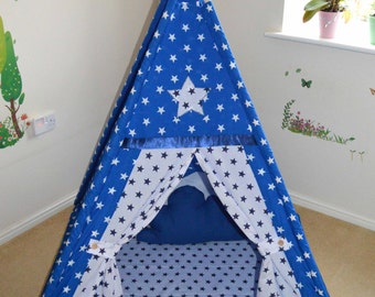 Teepee Tents for Kids (handmade & customised)