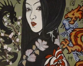 Women of the World - Geisha