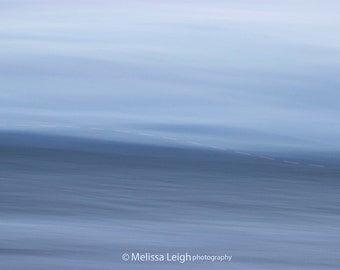Beach, ocean, blue, Costa Rica Photo Print