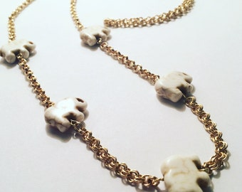The Abby Dees Elephant Necklace