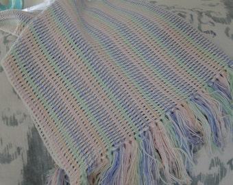 FURANO crocheted blanket