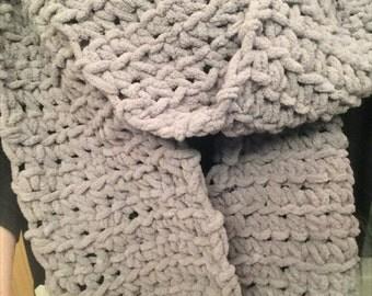 SALE: Microfiber Blanket Scarf