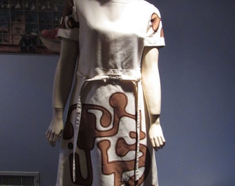 Signed Louis Feraud Super Mod Dress