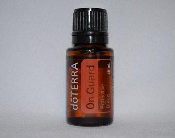 Doterra On Guard Essential Oil Blend 15mL bottle