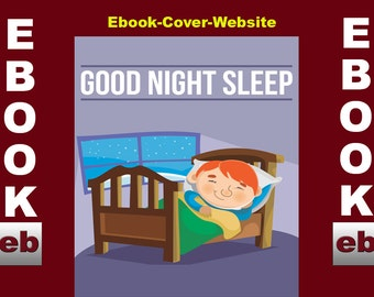 Good Night Sleep-EBOOK: Download-PDF-Digital-Website-Images