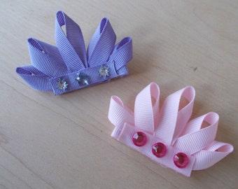 Princess Crown Hair Clip