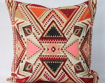 Geometric maroon throw pillows halloween pillow cover 18x18 pillowcase cushion halloween pillow cover 20x20 pillow cover 16x16 pillow shams