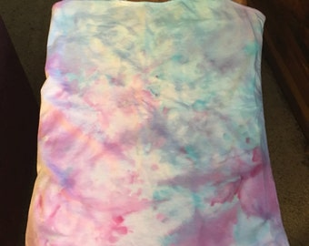 Handmade tie dye cami womens size xl