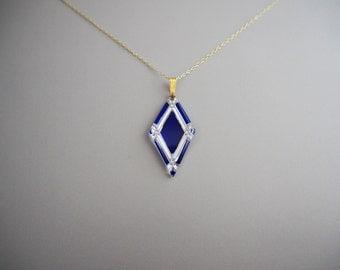 tokoba necklace E-diamond
