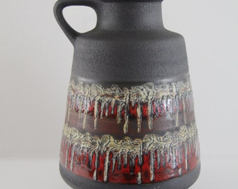Beautiful  Dümler & Breiden 311 35 West German Pottery Wgp Fatlava