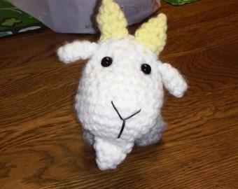 Goat Amigurumi