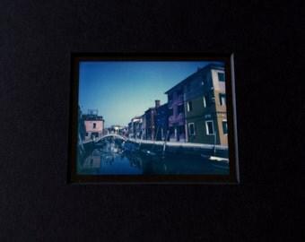Unique Polaroid - Burano