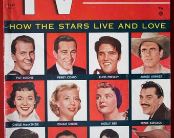 TV Annual Magazine # 4 1957 VF