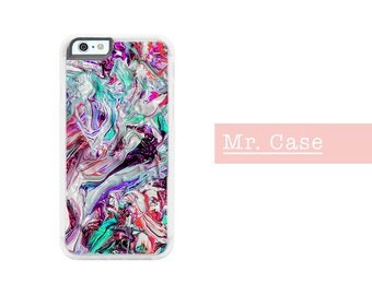 Psychedelic iPhone Case, Trippy Art iPhone Case, Pastel iPhone Case, iPhone 6 case, iPhone 6s case, iPhone 5 case, iPhone 5s case