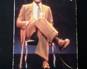 Bill Cosby Himself VHS- Stand Up Comedy