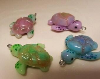 Sea Turtle Charms