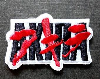 Akira Anime Iron On Patch