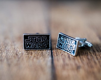 Cufflinks (cufflinks) Star Wars