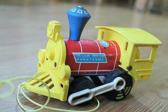 fisher price animal train instructions