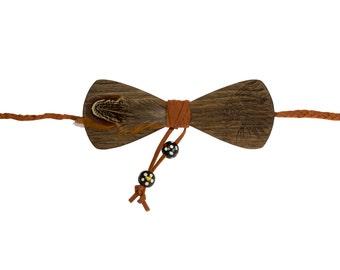 """bow tie """"Comanche"""""""