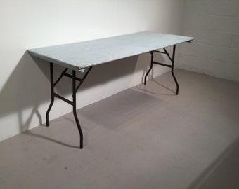 Pine Trestle Table - ex-stock of Libertys of London
